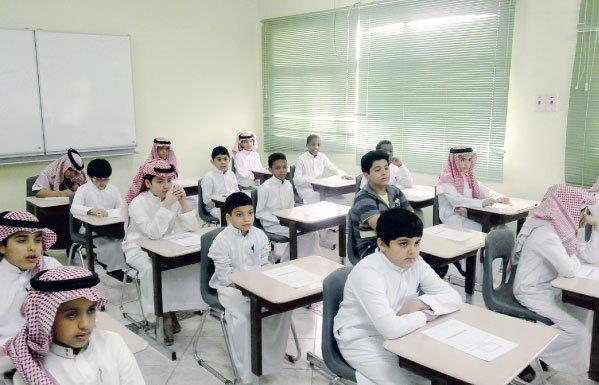 توقيت بدء الدراسة عن بعد في السعودية للمرحلة الابتدائية 1443