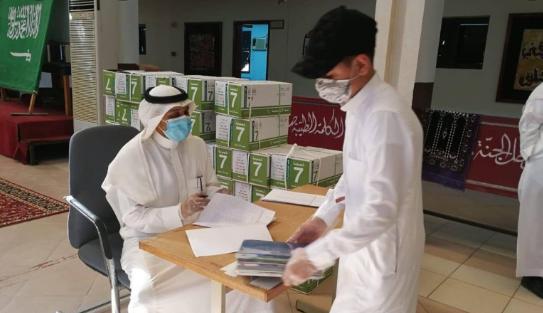 موعد تسليم الكتب المدرسية في المدارس الابتدائية والمتوسطة والثانوية