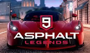 تحميل أسفلت 9 الأسطورة Asphalt 9 الأصلية مجاناً التحديث الأخير