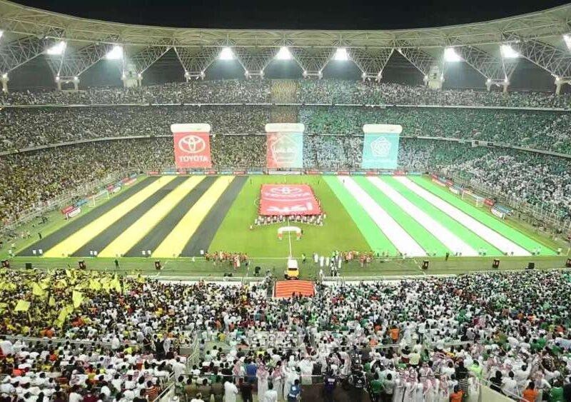 حجز تذاكر مباراة الاتحاد والأهلي في الدوري السعودي من منصة مكاني