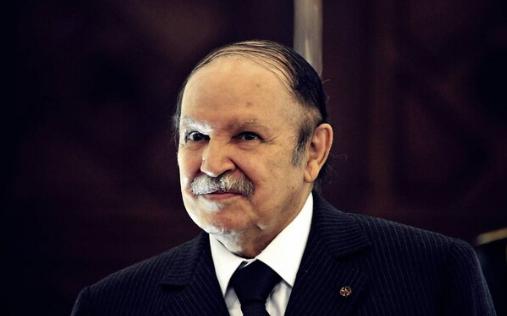 الرئيس الجزائري السابق عبد العزيز بوتفليقة في ذمة الله