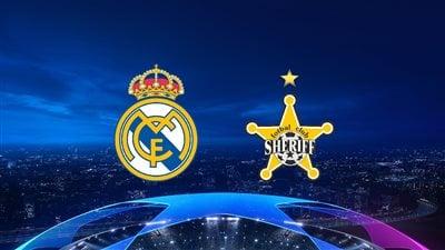 موعد والقنوات الناقلة لمباراة ريال مدريد وشريف تيراسبول في دوري الابطال
