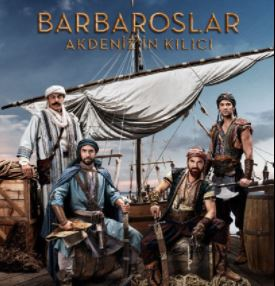 موعد عرض الحلقة الأولى من مسلسل التركي بربروس 2021