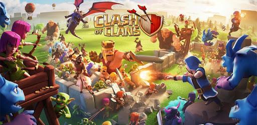 تحميل لعبة كلاش أوف كلانس التحديث الجديد مجاناً 2021 لجميع أجهزة الموبايل