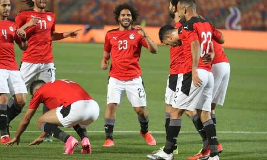 توقيت مباراة مصر وانغولا في تصفيات كأس العالم أفريقا 2021