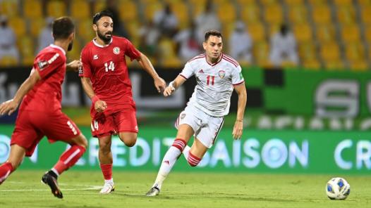 توقيت والقنوات الناقلة مباراة سوريا والامارات في تصفيات آسيا المؤهلة لكأس العالم 2022