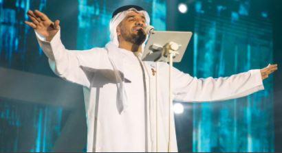 حجز تذكرة حفل حسين الجسمي لليوم الوطني السعودي الـ 91