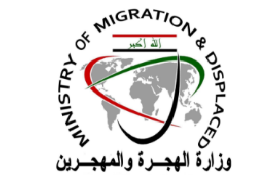 رابط وزارة الهجرة والمهجرين منحة النصف مليون دينار للنازحين الوجبة 13 في العراق