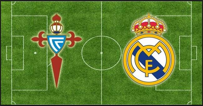 توقيت والقنوات الناقلة لمباراة ريال مدريد وسيلتا فيجو في بطولة الدوري الاسباني