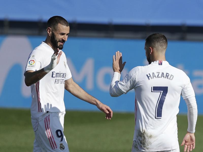 موعد والقنوات الناقلة لمباراة ريال مدريد وفياريال في الدوري الاسباني