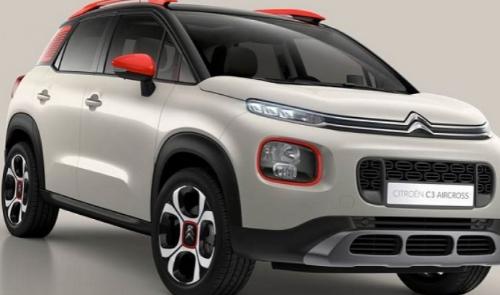 مواصفات وسعر سيارة ستروين اير كروس c3 موديل 2022