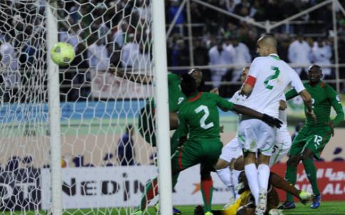 موعد مباراة الجزائر وبوركينا فاسو والقنوات الناقلة للمباراة على نايل سات مجانا