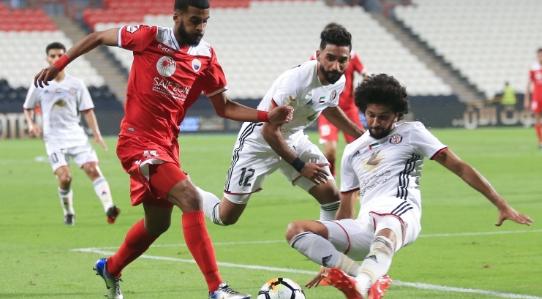موعد والقنوات الناقلة لمباراة الشارقة والجزيرة في الدوري الإماراتي