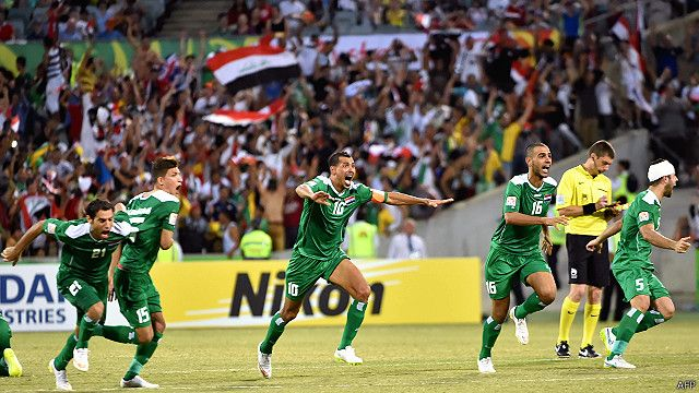 موعد و القنوات الناقلة لمباراة العراق ضد إيران في تصفيات كأس العالم آسيا 2022