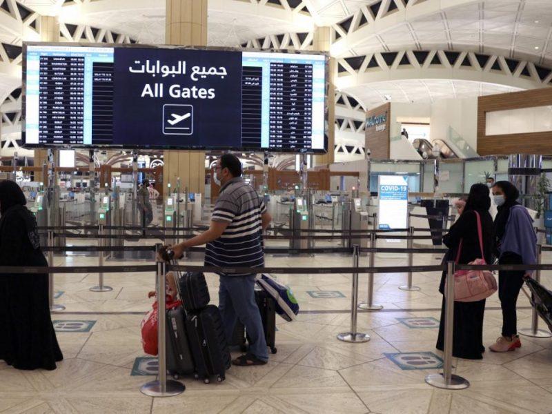 وزارة الداخلية السعودية تعلن عن رفع قيود القدوم مع الإمارات والدول المجاورة 1443