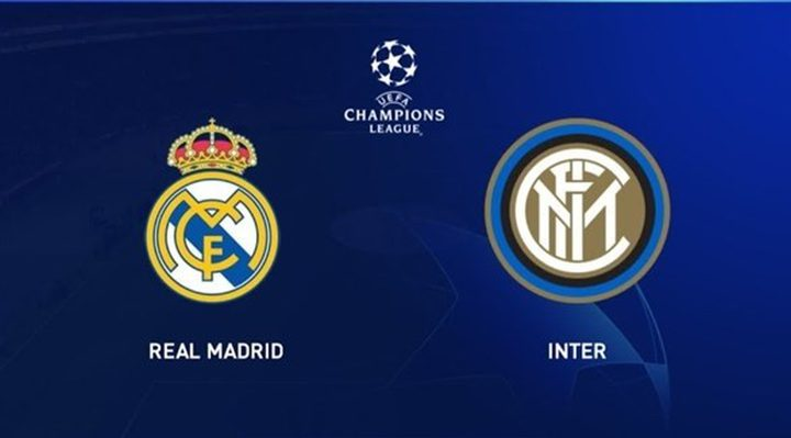 موعد مباراة ريال مدريد وانتر ميلان في دوري أبطال أوروبا والتشكيلة المتوقعة
