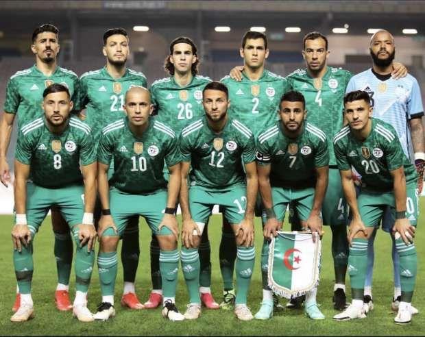 موعد والقنوات الناقلة لمباراة الجزائر ضد بوركينا فاسو في تصفيات كأس العالم 2022