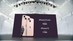 أسعار أجهزة الأيفون 13 الجديدة