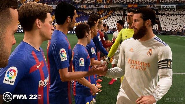 تحميل لعبة فيفا FIFA 22 بالحجم الكامل للكمبيوتر PC باللغة العربية