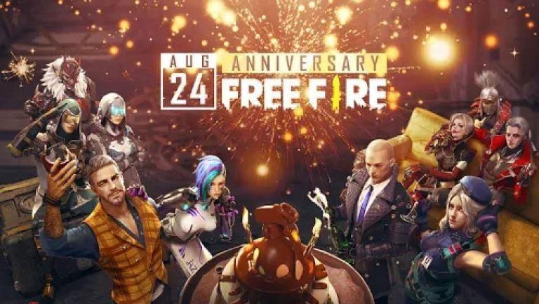 تحميل لعبة فري فاير free fire للموبايل والكمبيوتر أخر تحديث مجاناً