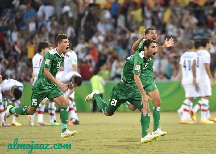 موعد والقنوات الناقلة لمباراة العراق ضد كوريا الجنوبية في التصفيات المؤهلة لكأس العالم 2022