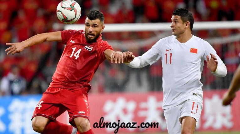 موعد والقنوات الناقلة لمباراة سوريا ضد إيران في تصفيات كأس العالم قطر 2022