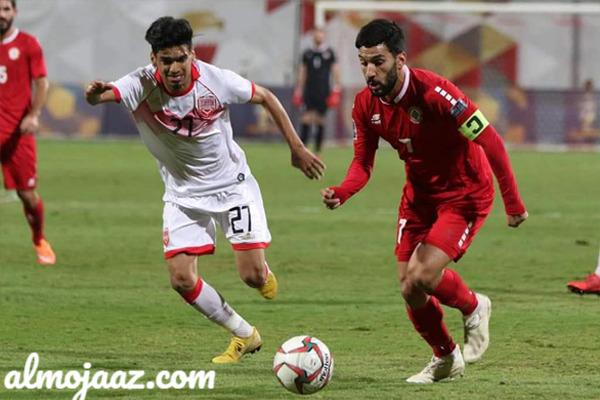 موعد والقناة الناقلة لمباراة الإمارات ضد لبنان ضمن تصفيات كأس العالم 2022