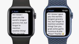ساعة أبل Apple Whatch Series 7