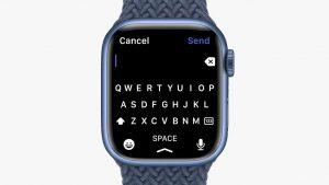 الإعلان عن ساعة أبل Apple Whatch Series 7
