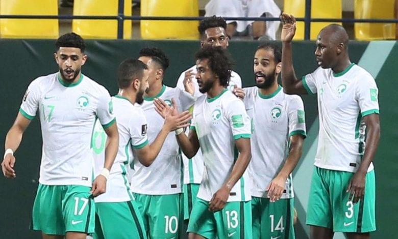 نتيجة مباراة منتخب السعودية ضد عمان وترتيب المجموعة الثانية في تصفيات كأس العالم 2022