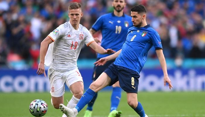 موعد والقنوات الناقلة لمباراة ايطاليا واسبانيا في دوري الامم الاوروبية