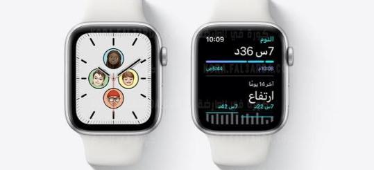 سعر ومواصفات ساعة آبل الجديد watch series 7 في السعودية ومصر