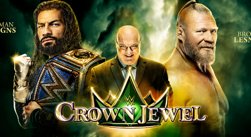 موعد عرض كراون جول WWE CROWN JEWEL في موسم الرياض الموسم الثاني 1443 هـ