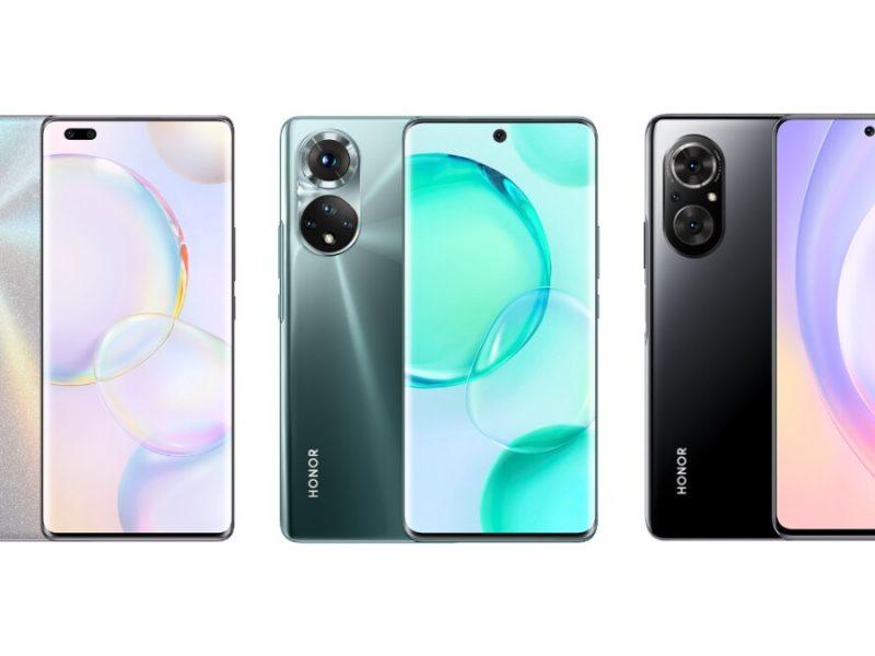سعر ومواصفات هاتف Honor 50 الجديد 2021 واهم مميزاته