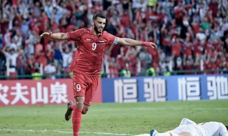 يوتيوب الاتحاد الآسيوي الناقلة لمباراة سوريا وكوريا الجنوبية تصفيات آسيا المؤهلة لكأس العالم