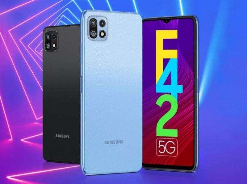 مواصفات وسعر هاتف سامسونج الجديد Galaxy F42 ملك الفئة المتوسطة
