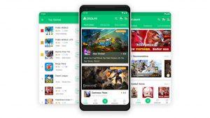 تحميل متجر apk pure لتنزيل جميع الألعاب والتطبيقات مجانا