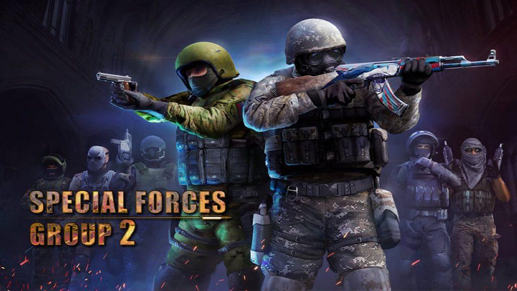 تحميل لعبة Special Forces Group 2 اخر تحديث مجاناً للأندرويد 2021